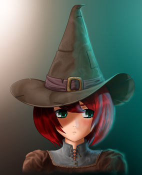 Summerwitch-in-exile by archon357