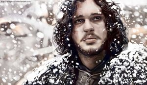 JonSnow by WinglessRin