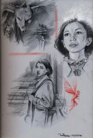 Pan Labyrinth - Sketch 02 by RodGallery
