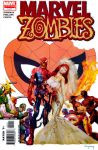 Marvel Zombies Issue 5 by ArthurSuydam