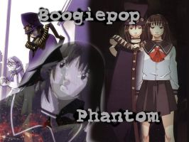 Boggiepop Phantom wallpaper by S3NS3R