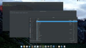 Elementary OS by xeng