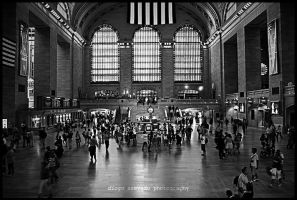 Grand Central by Digaas