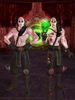 Quan Chi Primary - Mortal Kombat 9 by romero1718