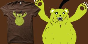 Grizzley Pear shirt by biotwist