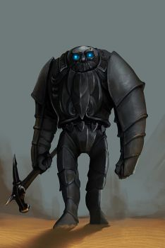 Golem by Colonel82