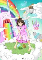 Easter 2012 by whitechariot
