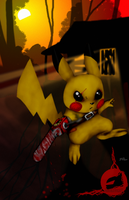 Pokemon: Evil Dead (1b) by DoubleDandE