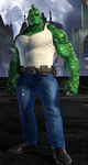 Savage Dragon (DC Universe Online) by Macgyver75
