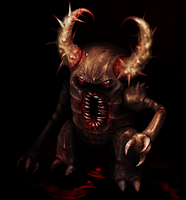 Pinsir by Snook-8