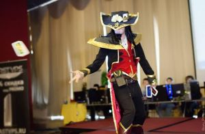 Twisted Fate on stage by Blackconvoy