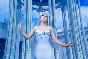 Queen of the Moon Kingdom by Sapphire-Melles