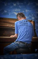 Piano player by jennystokes