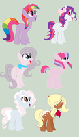 MLP Adopt: Guess the (Pinkie Pie)Ship! -CLOSED- by ChopstickGirl241