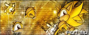 Sonic by ronyap