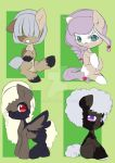 Chibi Pony Adoptables [CLOSED] by quila111