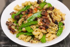 Portabello pasta by patchow