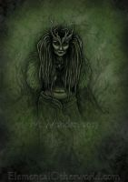 Wood Mother by DarkLiminality