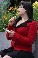 Bruce Timm's Lois Lane cosplay by St3phBot