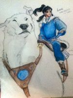 Avatar: The Legend of Korra by ArguingTheSanity