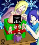 SECRETSANTA: The Christmas Gift by CheshireCaterling