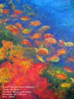Anthias by TeresaClark