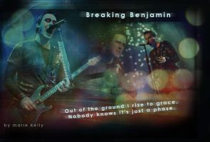 Breaking Benjamin Phase by ColourCodedRed