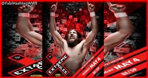 WWE Extreme Rules 2014 Poster by Fabian-Winchester