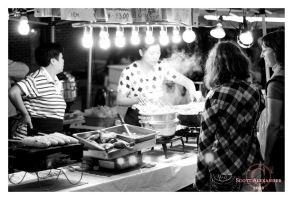 Night market feast.. by straightfromcamera