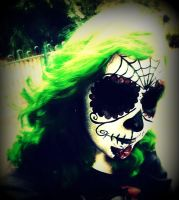 Scary Skull by Guilty-Girl-Diaries