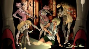 Silent Hill Fan Art by Bentelicious