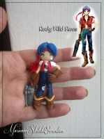 Commission Rudy Wild Arms Pendant :) by DarkettinaMarienne