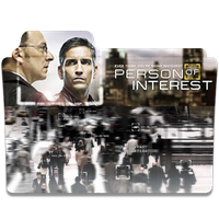 Person of Interest folder by nemeiis