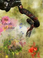 The Death Of Color by silverin87