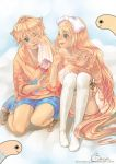 SS: Apple and Peach by FranyBerry