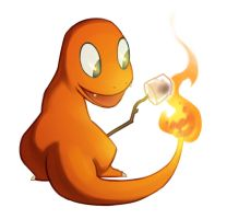 #004 Charmander by StarvingStudents