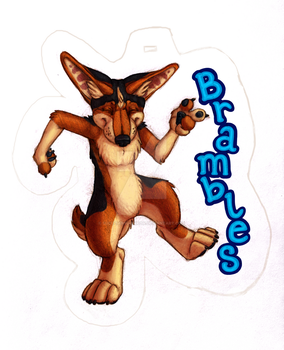 Brambles Badge by SucittarSucivron