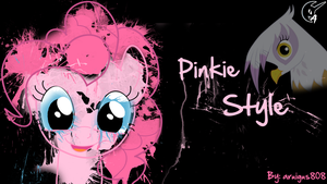 Pinkie Style by aruigus808
