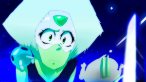 Peridot | Steven Universe by Spencer-Bowen