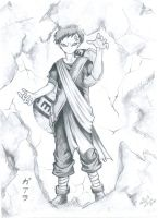 Gaara do Deserto by tails-miya