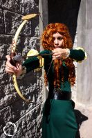 Princess Merida - Brave by LauraHatake
