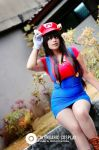 CROSSPLAY MARIO by Calendario-Cosplay