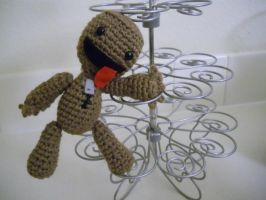 Sackboy Little Big Planet Amigurumi by ChibiSayuriEtsy