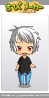 ChibiMaker Prussia ^FT^ by CheetoDorito