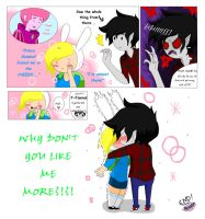 AT: Mini Comic #1 - Marshall Lee's Payback! by RavenBlood1011