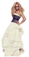 Beyonce PNG xD by xivdevilx