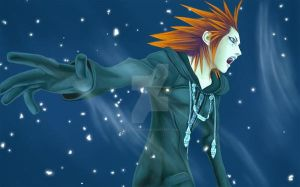 KH Axel - Tension Rising by Cataclysm-X