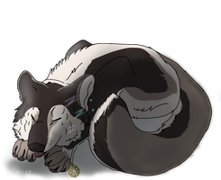 Lunora Snooze by RolePlayGalPaw