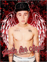Justin Our Angel 'ID' by yeyiita