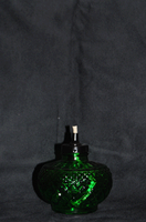 Oil Lamp by sykosys